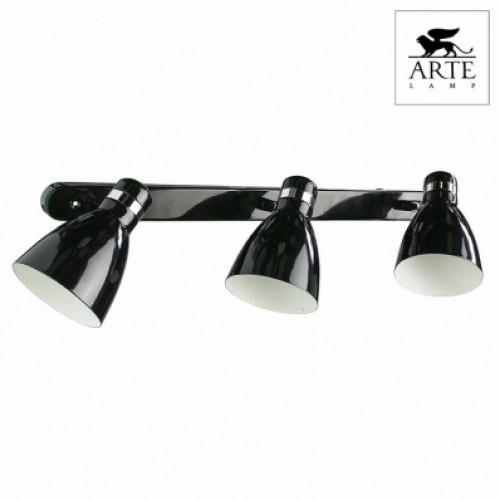 Arte Lamp A5049PL-3BK Спот