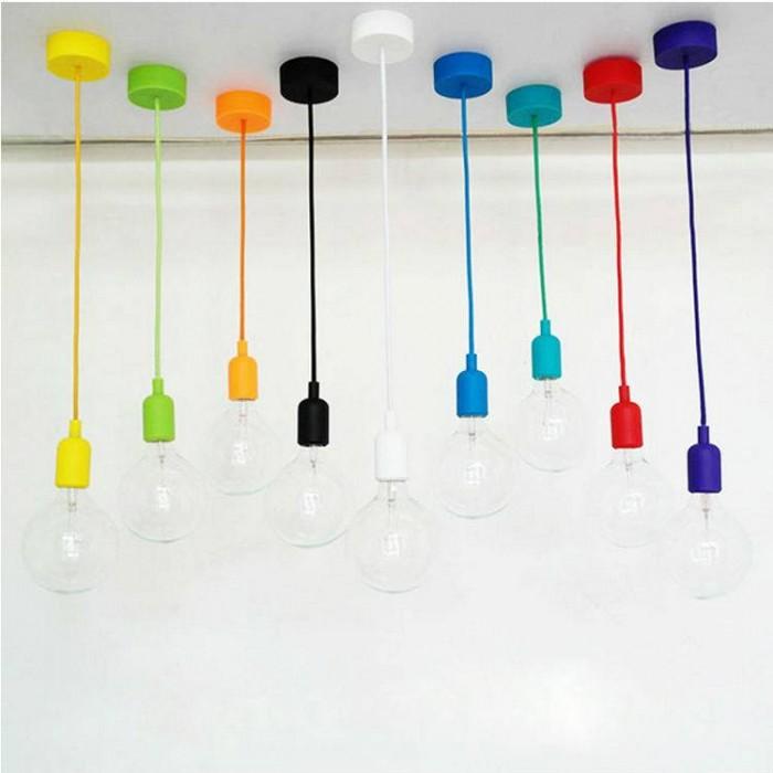 1Подвесной одиночный светильник 1201