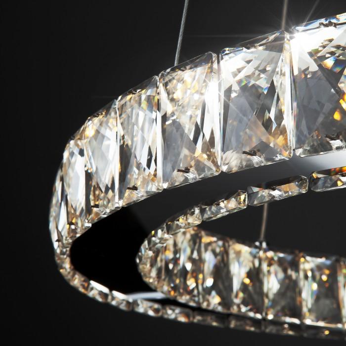 2Подвесной светильник Eurosvet 90023/1 хром