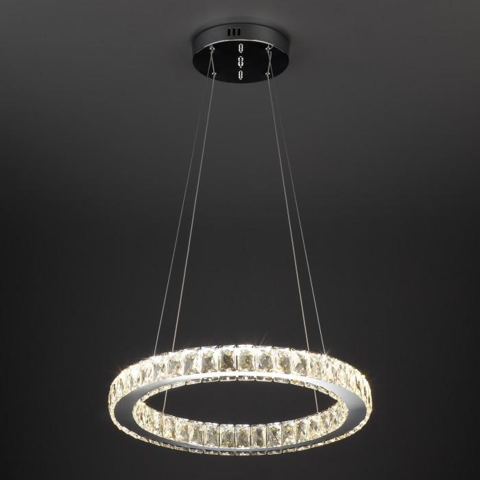 1Подвесной светильник Eurosvet 90023/1 хром