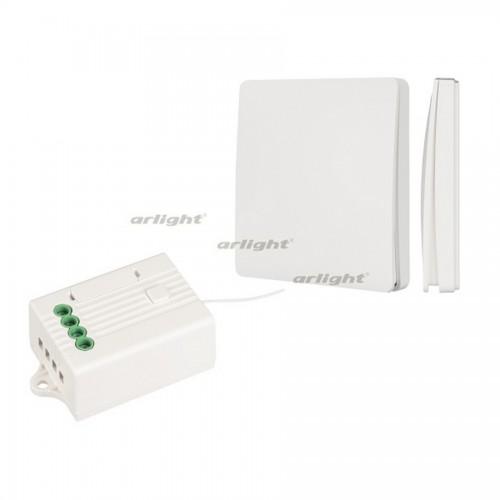 INTELLIGENT ARLIGHT Беспроводной выключатель серии TY, комплект (230V, WI-FI, 5A) (INTELLIGENT ARLIG