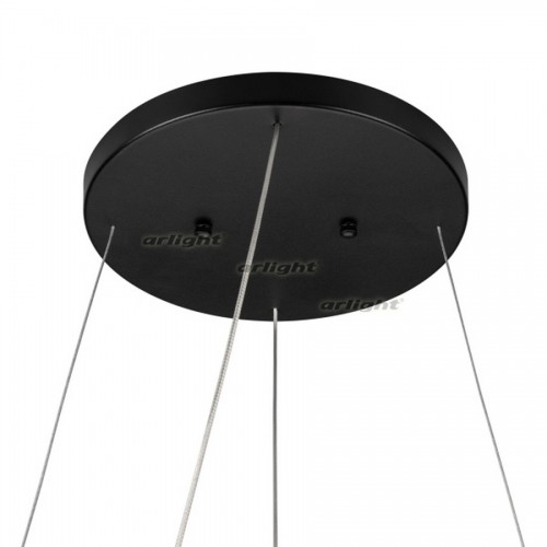 Потолочная чаша SL-CANOPY-D250 (BK) (arlight, Металл)