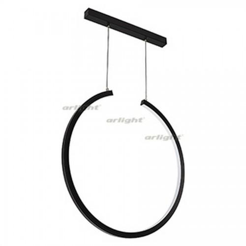 Дизайнерский профиль SL-MOONRING-D700 (BK) (arlight, Алюминий)
