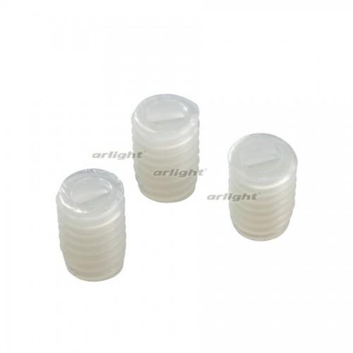 Винт TOP-M4x6 (PVC, белый) (ANR, -)