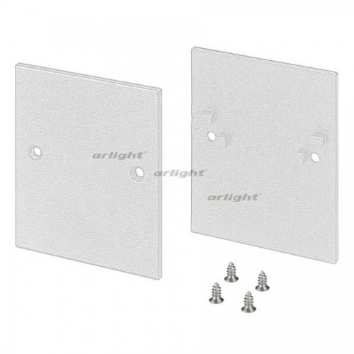 Заглушка SL-ARC-5060 White (arlight, Металл)