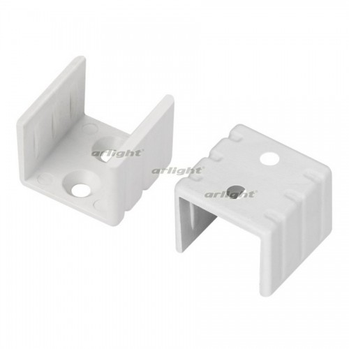 Держатель PVC-SLIM-H15 (arlight, Пластик)