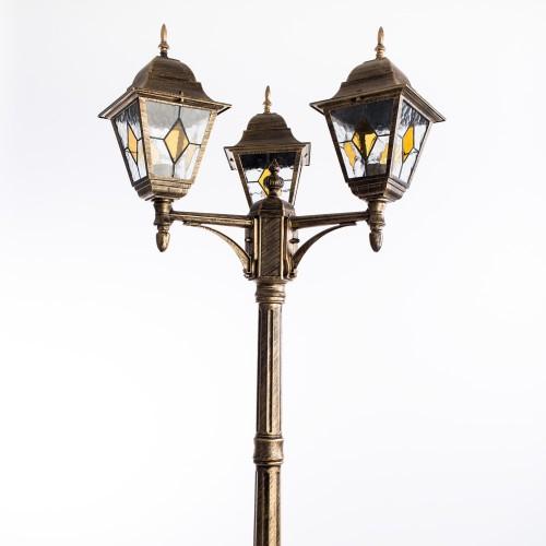A1017PA-3BN Berlin ARTE LAMP Столб фонарный
