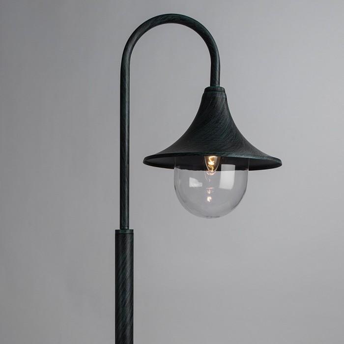 2Уличный светильник A1086PA-1BG Malaga Arte Lamp