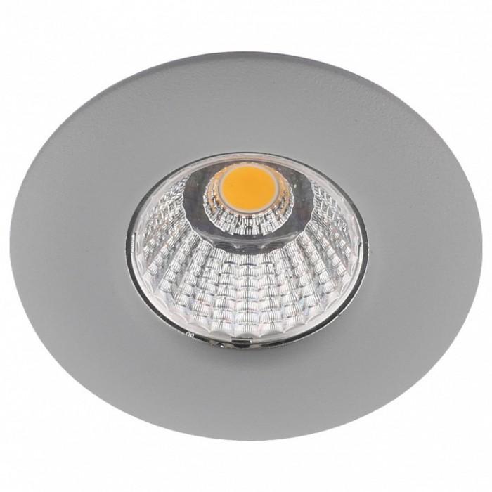 1Встраиваемый светильник светодиодный A1425PL-1GY Arte Lamp