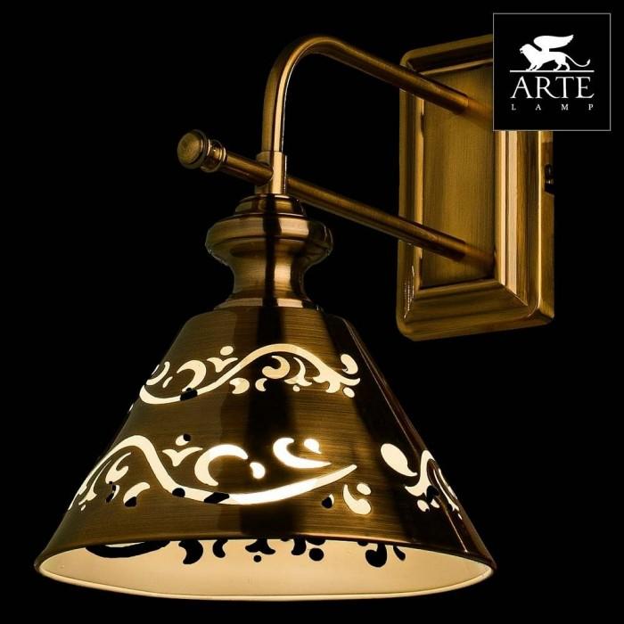 2БРА КАНТРИ A1511AP-1PB Arte Lamp