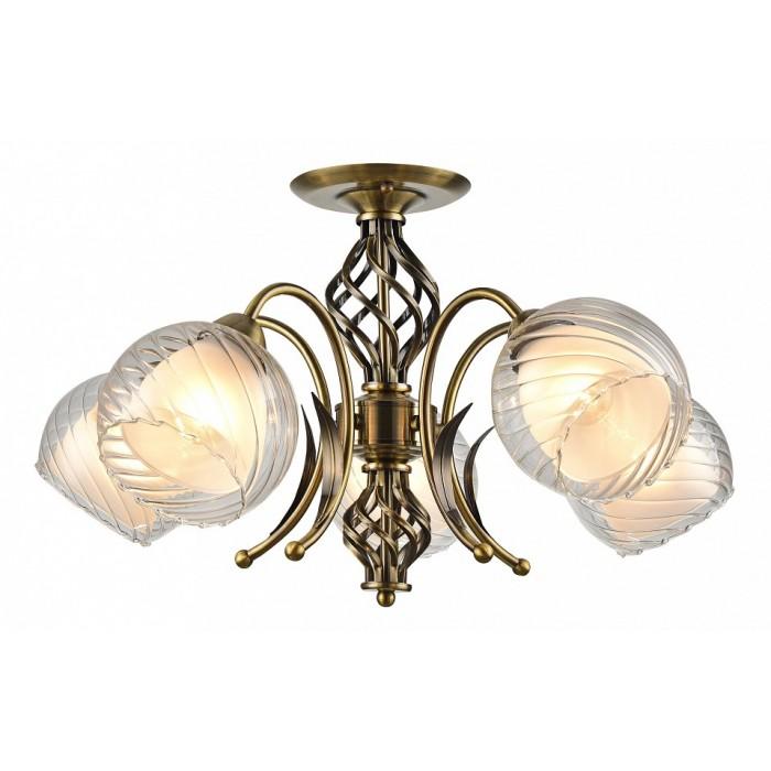 1Классическая люстра A1607PL-5AB Arte Lamp