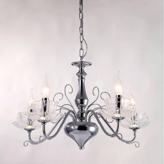 2Подвесная люстра A1704LM-5CC Arte Lamp