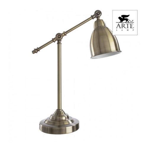 A2054LT-1AB Braccio ARTE LAMP Настольная лампа