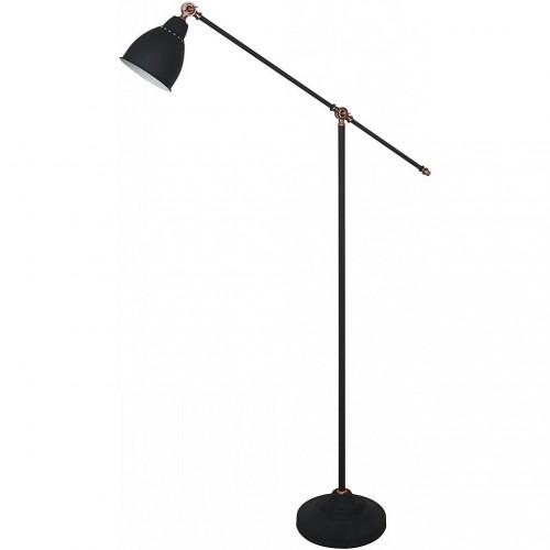 A2054PN-1BK Braccio ARTE LAMP Светильник напольный