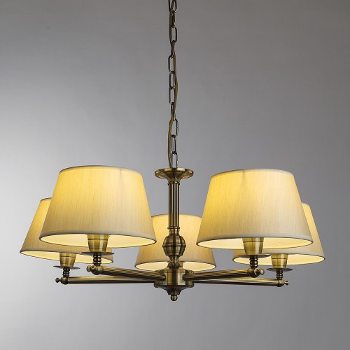 A2273LM-5AB York ARTE LAMP Подвесная люстра