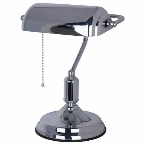 A2494LT-1CC Banker ARTE LAMP Настольная лампа