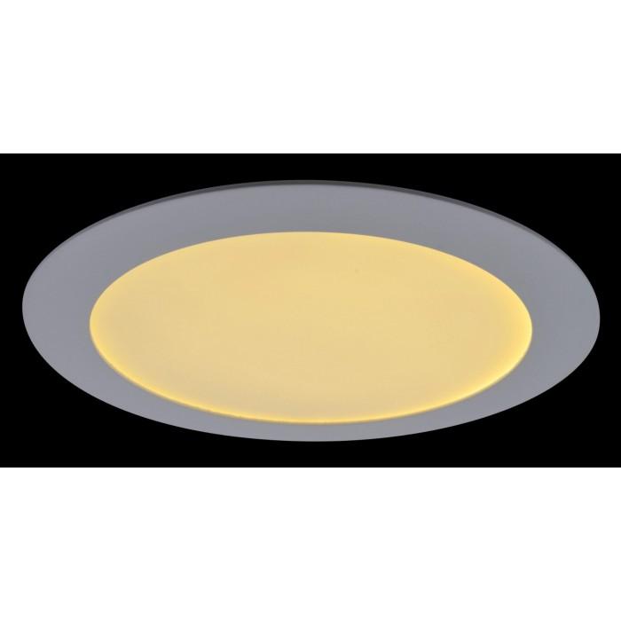 1Встраиваемый светильник A2620PL-1WH Arte Lamp
