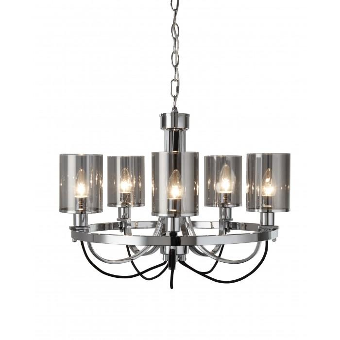 1Подвесная люстра в стиле модерн A2995LM-5CC Arte Lamp