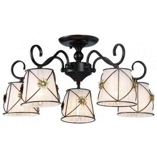 A5495PL-5BR Fortuna ARTE LAMP Люстра потолочная