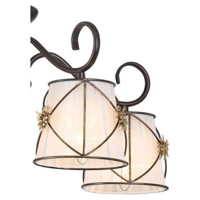 2Люстра потолочная A5495PL-5BR Fortuna ARTE LAMP