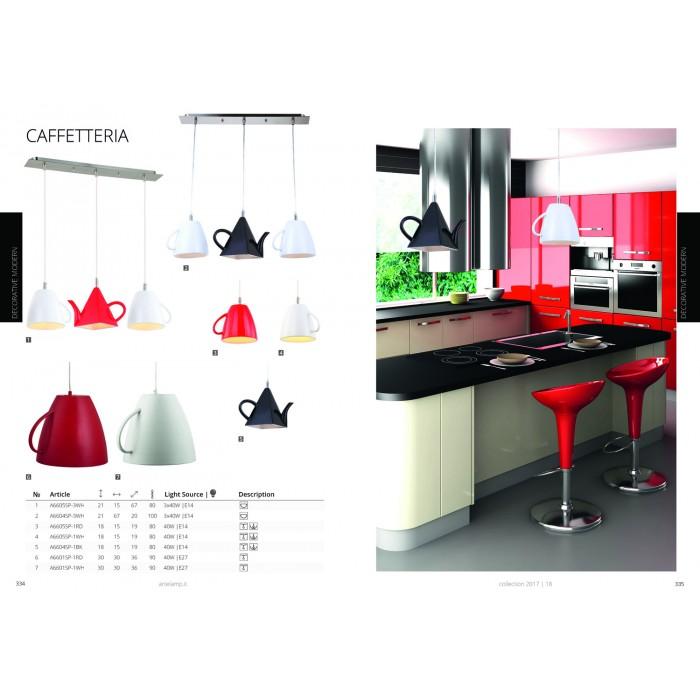 2Светильник для кухни A6605SP-3WH