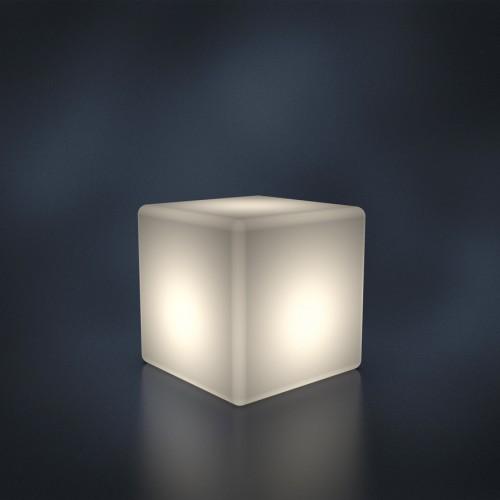 103-30-6 Садовый светильник Куб 30*30см. Производство: Россия.