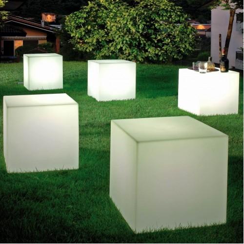 103-50-8 Садовый светильник Куб 50*50см. Производство: Россия.