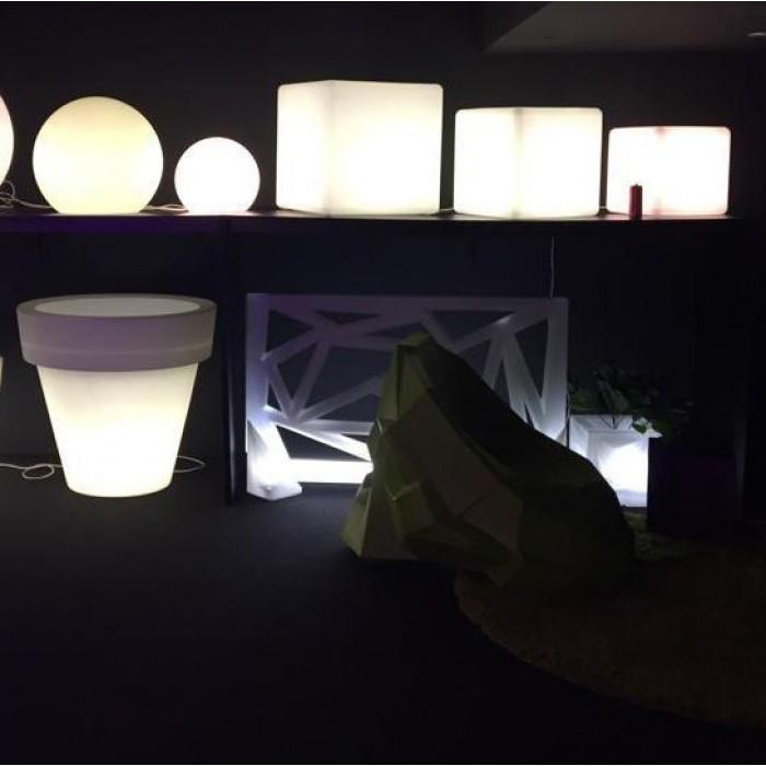 2Ландшафтный светильник Шар 102-80-12