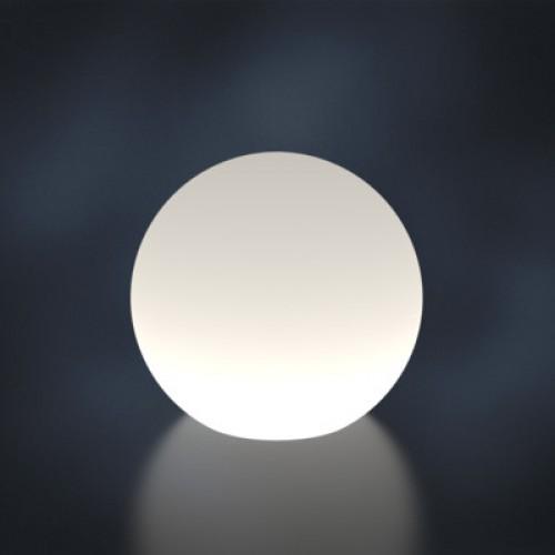 102-20-4 Садовый светильник Шар 20см. Производство: Россия.