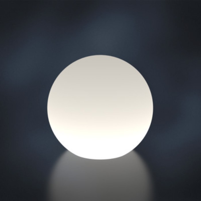 1Ландшафтный светильник Шар 102-80-12