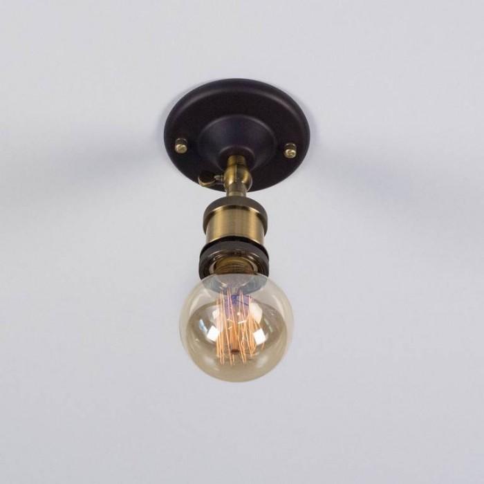 1Настенно-потолочный светильник в стиле Loft CL450500 Эдисон Citilux