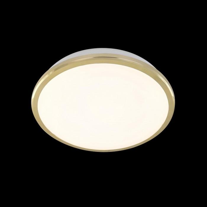 2Светильник накладной светодиодный Citilux Луна CL702162W Золото