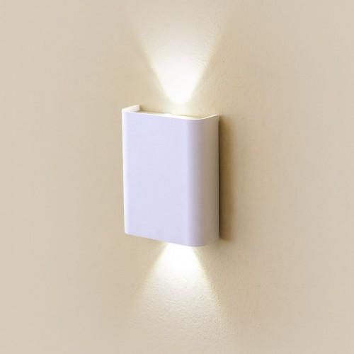 CL704400 Декарт CITILUX Настенный светодиодный светильник
