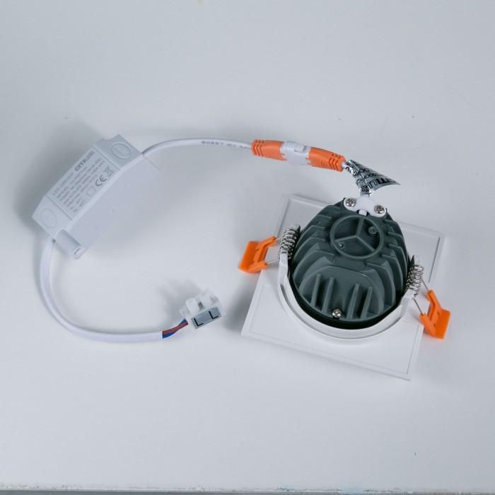 2Встраиваемый светильник Citilux Альфа CLD001KNW5