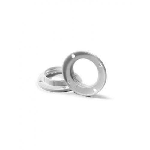 012422 Arditi Кольцо Е14 10х43мм широкое белый