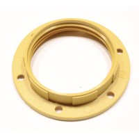 012608 Кольцо Е27 12х57мм золото