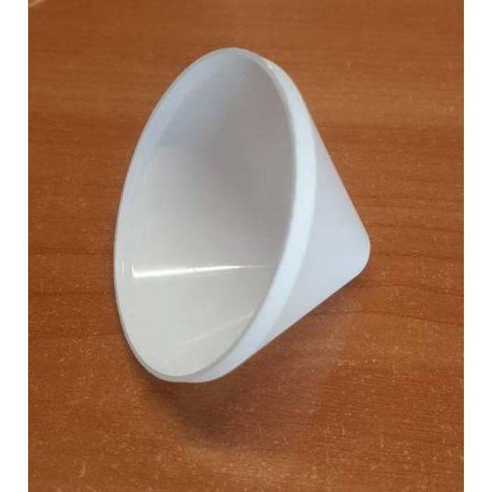 2013158 Чашка белая d=60, h=40 mm