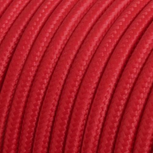 Провод круглый ПВХ 2*0,75 цвет красный МЕЗОНИНЪ