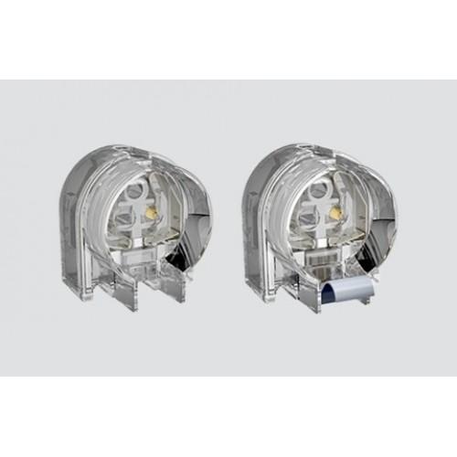 263/TR G5 ламподержатель накидной прозрачный Stucchi