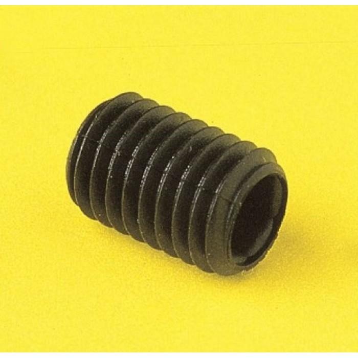 15408/4/10/26 Steab Закрутка М7х1 цвет черный под ключ