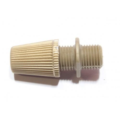 Steab Кабельный зажим 5915/46 золотой комплект