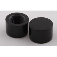 Наконечник стальной, М10х1, 16х10мм, цвет черный, артикул FN06 BL