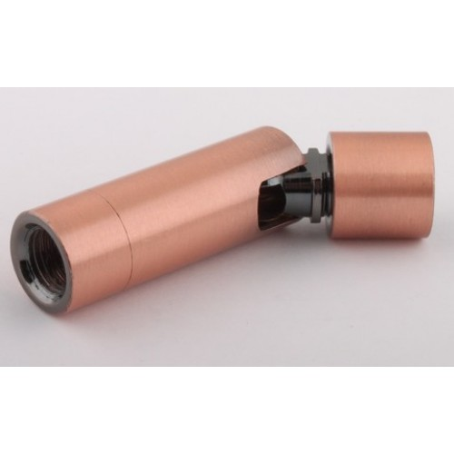 507215 Поворотный элемент для светильника, L=63мм, М10х1, цвет медь, артикул SWIVEL05 AC
