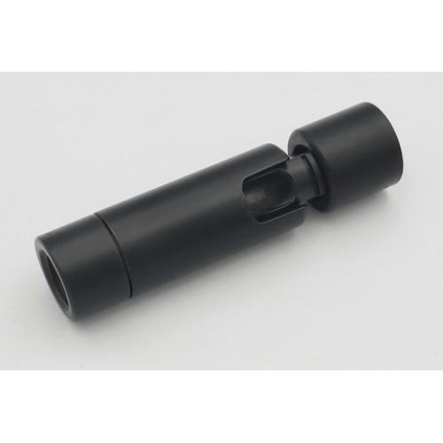 507211 Поворотный элемент для светильника, цвет черный, артикул SWIVEL05 BL