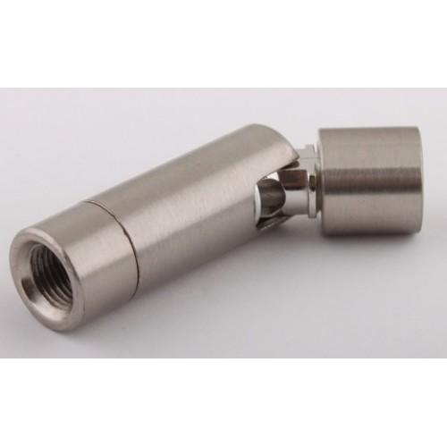 Поворотный элемент для светильника, L=63мм, М10х1, цвет никель, артикул SWIVEL05 NI