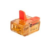 TR-02-02 Клемма соединительная 2 контакта (5шт)