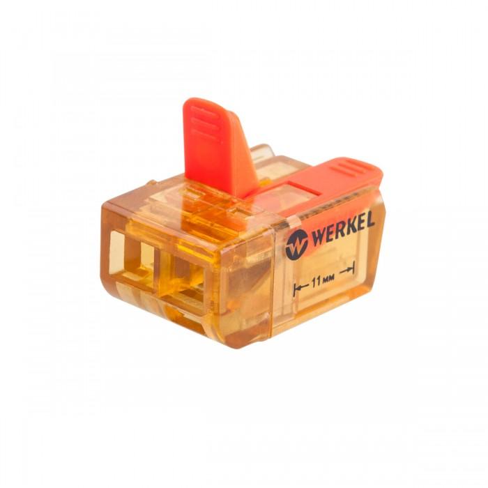 1TR-02-02 Клемма соединительная 2 контакта (5шт)
