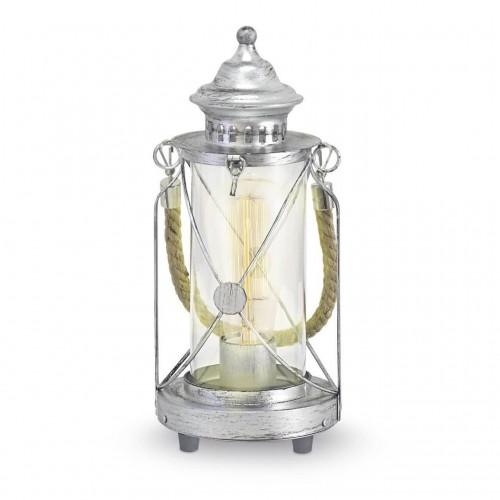 49284 Настольная лампа Vintage EGLO