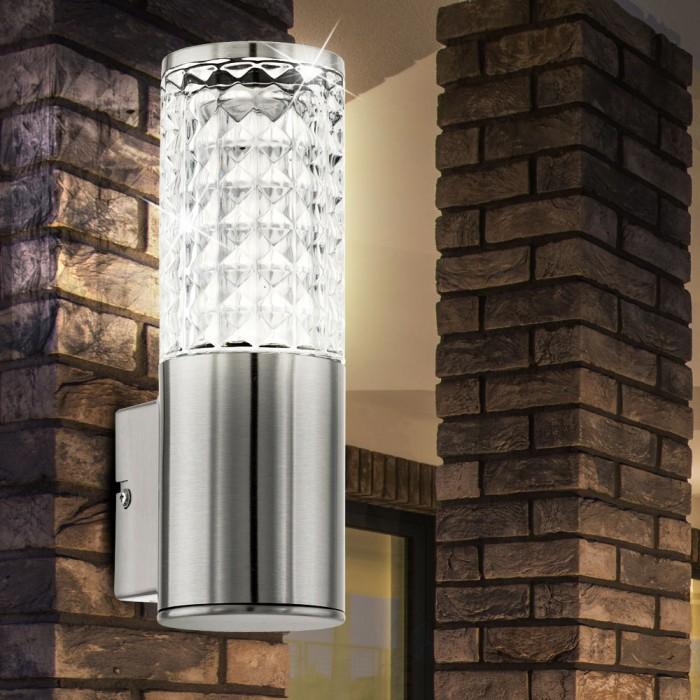 1Настенный уличный светильник 94131 EGLO