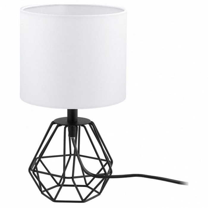 1Настольная лампа декоративная Carlton 2 95789